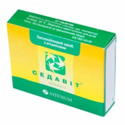 Купить Седавит таблетки N20 в Санкт-Петербурге