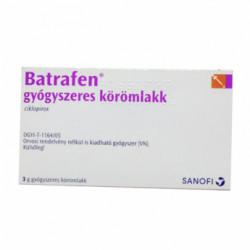 Купить Батрафен (Batrafen) лак от грибка ногтей :: Циклопирокс 8% 3г в Санкт-Петербурге