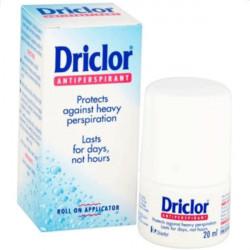 Купить Driclor (Дриклор) антиперспирант (дезодорант) 20 мл в Санкт-Петербурге