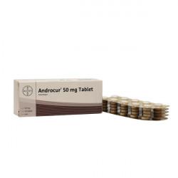 Купить Андрокур таблетки 50мг №50! в Санкт-Петербурге