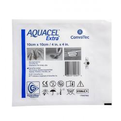 Купить Аквасель повязка с серебром Экстра Гидрофайбер (Aquacel Ag Extra) 10х10см №1 в Санкт-Петербурге