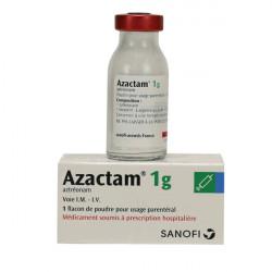Купить Азактам (Азтреонам) пор. для инъекций 1г 1фл./уп. в Санкт-Петербурге