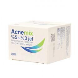 Купить Акнемикс (Benzamycin gel) гель 46,6г в Санкт-Петербурге