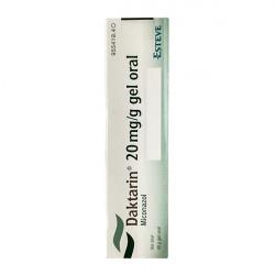Купить Дактарин 2% (Daktarin) гель для полости рта 40г в Санкт-Петербурге