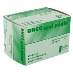 Купить ДНКГ DNCG Oral капсулы 100мг (аналог Кромо-ЦТ, Cromo-CT) №100 в Санкт-Петербурге