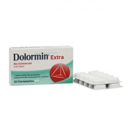 Купить Долормин экстра (Dolormin extra) таб 20шт/уп в Санкт-Петербурге