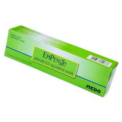 Купить Эпипен Джуниор ( аналог Penepin, Epipen Jr.) 0,15мг шприц-тюбик №1 в Санкт-Петербурге