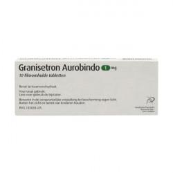 Купить Гранисетрон Aurobindo таблетки 1 мг №10 в Санкт-Петербурге