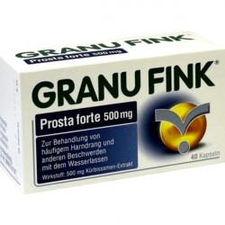 Купить Granufink, Грануфинк простата и мочевой пузырь капс. №40 в Санкт-Петербурге