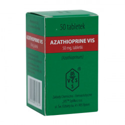 Купить Азатиоприн (аналог Имурана) таб 50мг N50 в Санкт-Петербурге