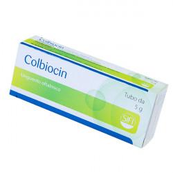 Купить Колбиоцин, глазная мазь  5г в Санкт-Петербурге