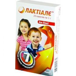 Купить Лактиале (Laktiale) пакеты 1г №10 в Санкт-Петербурге