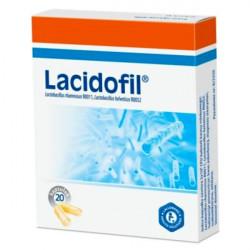 Купить Лацидофил капсулы N20 в Санкт-Петербурге
