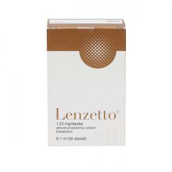Купить Лензетто (Lenzetto) 1,53 мг трансдермальный спрей 8,1 мл (56 доз) в Санкт-Петербурге