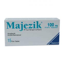 Купить Мажезик-Сановель (Majezik, Флугалин) таблетки 100мг 30шт в Санкт-Петербурге