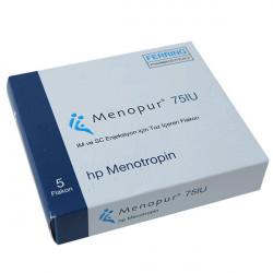 Купить Менопур (Menopur) лиоф. 75МЕ №10 (10шт/уп) в Санкт-Петербурге