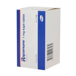 Купить Рапамун (Сиролимус) таблетки, 1мг 100шт в Санкт-Петербурге