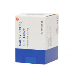 Купить Вальтрекс (Валтрекс) таб. 500 мг N42 в Санкт-Петербурге