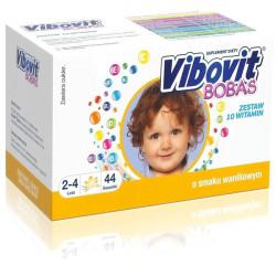 Купить Vibovit Bobas (Вибовит бэби) порош. ваниловый вкус №44! в Санкт-Петербурге