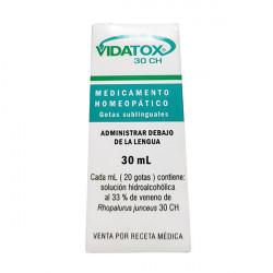Купить Видатокс/Vidatox 30CH 30мл в Санкт-Петербурге